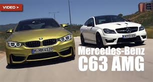 what is bmw stand for does merc s c63 amg coupe stand a chance against the bmw m4