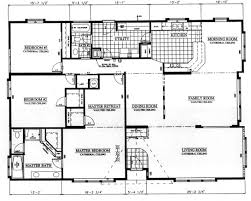 valley quality homes mansion series 2832z floor plan