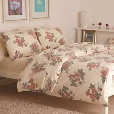 Brushed Cotton Duvet Cover Double Brushed Cotton Duvet Cover Shop For Cheap Home Textiles And Save