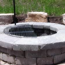 48 Inch Fire Pit by Wonderful 48 Inch Fire Pit Cooking Grate Image 1 Landmann 40inch