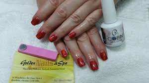 golden nails spa inc 4 16 winchester rd e whitby on