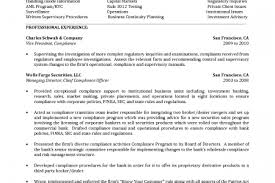 Compliance Officer Resume Sample by Aml Compliance Officer Resume Sample Resume Writter Compliance