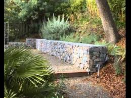 Backyard Feature Wall Ideas Retaining Wall Ideas For Garden Landscape Design Youtube