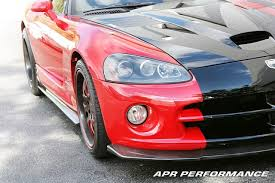 dodge viper performance fa 708206 dodge viper front air dam carbon fiber dodge viper air