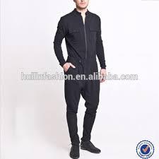 mens black jumpsuit fashion china high quality black jumpsuit buy black