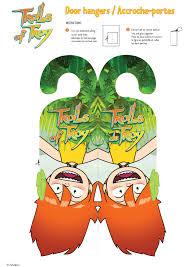 Waha Meme - bonus trolls de troy dessins anim礬s mes h礬ros gulli