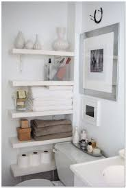Floor Bathroom Cabinet by Magnificent Floor Storage Bathroom Cabinets From White Laminate