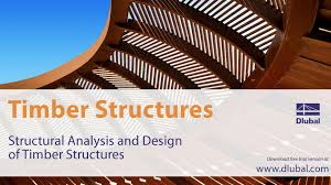 structural analysis and design of timber structures dlubal