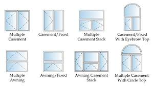 window styles casement awning windows the window place custom vinyl windows