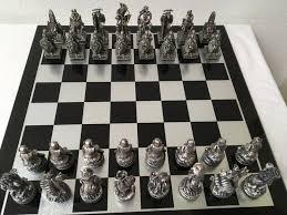 fantasy chess set tudor mint fantasy chess set catawiki