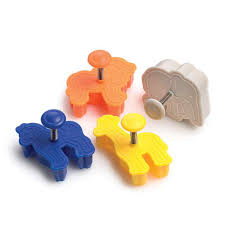 pop out cookie cutters set of 4