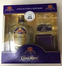crown royal gift set crown royal 3d glass with light up coaster gift set for sale