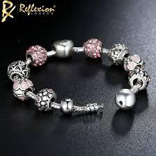 pandora charm bracelet jewelry images Rx classic pandora charm bracelet reflexionlondon jewellery jpg