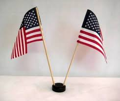 table top flag stands american desk flags fine gift quality and simple low cost versions