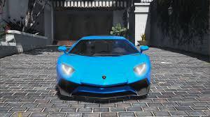 blue lamborghini png lamborghini aventador lp750 4 sv add on replace gta5 mods com