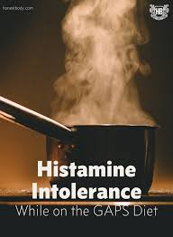 how to do the gaps diet with histamine intolerance honest body