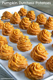pumpkin dutchess potatoes a twist on traditional mashed potatoes