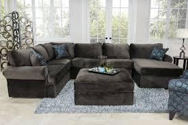 Chocolate Living Room Set Napa Chocolate Sectional Living Room Living Room Mor Furniture