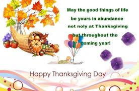 advance happy thanksgiving day wishes quotes status thoughts