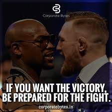 quotes victory success if you want victory be prepared for the fight quotes