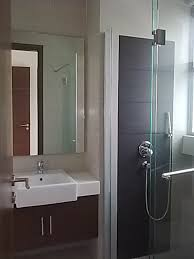 contemporary small bathroom ideas amazing contemporary small bathroom ideas with overhang sink on