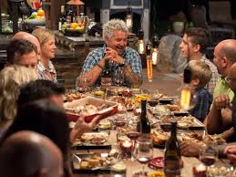 a fieri thanksgiving s big bite food network