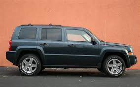 2008 jeep patriot gas mileage best for your buck suvs jeep patriot and compass lead the