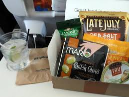 order this not that healthy airline food options food network