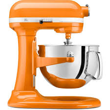 designer kitchen aid mixers kitchenaid professional 600 series 6 qt gloss cinnamon stand