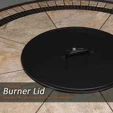 Fire Pit Burners by Agio Estella Gas Fire Pit