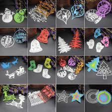 christmas craft stencils compra lotes baratos de christmas craft