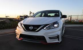nissan sentra 2017 nismo 2017 nissan sentra nismo road test review by ben lewis