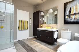 vanité chambre de bain salle de bain rénovée fenêtre rehausséemartine bourdon