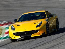 ferrari yellow car ferrari f12tdf 2016 pictures information u0026 specs