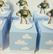 Buzz Lightyear Centerpieces by 6