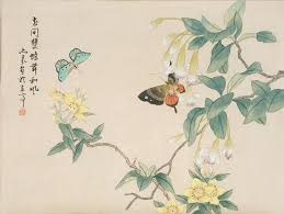 Japanese Flowers Paintings - 630 best painting chinese n japanese images on pinterest