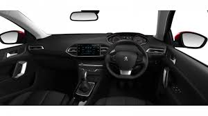 peugeot quartz interior new peugeot 308 hatchback 1 2 puretech 130 active 5dr robins and day