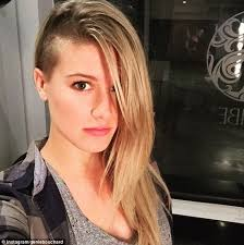 hair cut dizziness eugenie bouchard s big moment peace justice