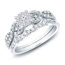 gold wedding ring sets bridal sets wedding ring sets for less overstock