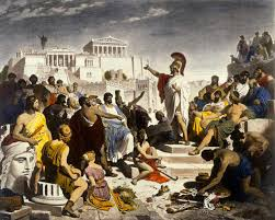 plato and the disaster of democracy