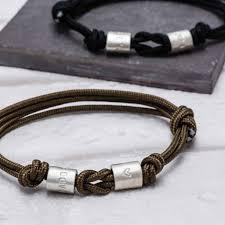 love bead bracelet images Personalised men 39 s loveknot bead bracelet by chambers beau jpg