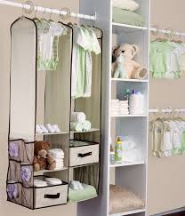 amazon com delta children nursery closet organizer beige 24