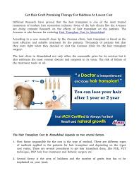 hair transplant cost in ahmedabad1 pdf docdroid