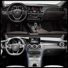 mercedes jeep 2015 black photo comparison mercedes benz glc x253 vs bmw x3