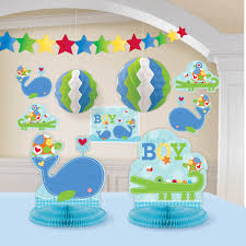 baby boy shower decorating ideas home design