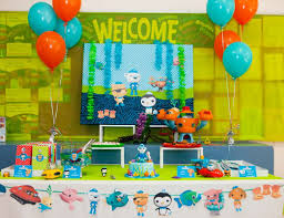 octonauts birthday party theme u2014 liviroom decors octonauts
