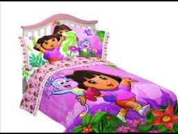 Dora The Explorer Bedroom Furniture by Dora Bedroom Set Dora Complete Bedroom Set Youtube
