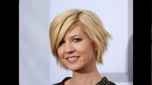 jennie garth short haircut 2012 youtube