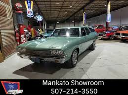 nomad car for sale 1968 chevrolet nomad my classic garage