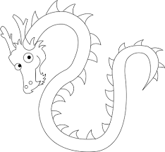 draw chinese dragons easy step step drawing lesson